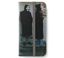 Brand New - The Devil and God Are Raging Inside Me iPhone Wallet/Case/Skin