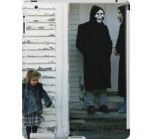 Brand New - The Devil and God Are Raging Inside Me iPad Case/Skin