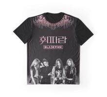 BLACKPINK - Whistle Graphic T-Shirt