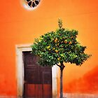 Orange Chapel by lamiel