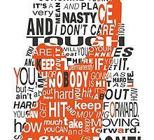 Keep moving forward! by agustindesigner