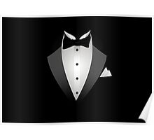 Tuxedo Suit iPad Case  Prints /  iPhone 5 Case / iPhone 4 Case  / Samsung Galaxy Cases  / Pillow / Tote Bag / Duvet Poster