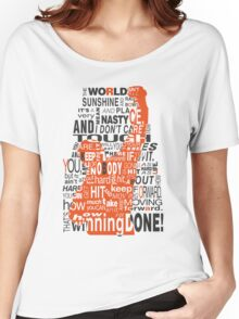 Keep moving forward! Women's Relaxed Fit T-Shirt