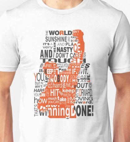 Keep moving forward! Unisex T-Shirt