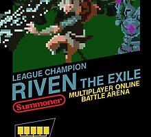 8-bit Champion: Riven by HenkusFilijokus
