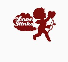 Love Stinks Womens Fitted T-Shirt