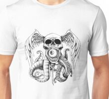 Curse of the Flying Dutchman Unisex T-Shirt