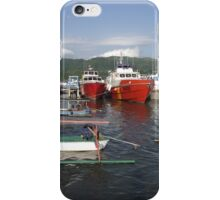 Leaving Lombok iPhone Case/Skin