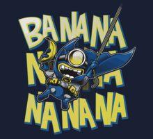 Banana Bat Minion Kids Tee
