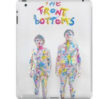 The Front Bottoms Paint iPad Case/Skin