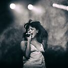 Louisa Allen (Foxes) by riotphoto