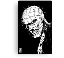 Penhead Ink Canvas Print