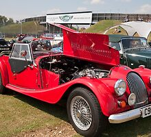 Morgan Sports 1986 1930cc by Keith Larby