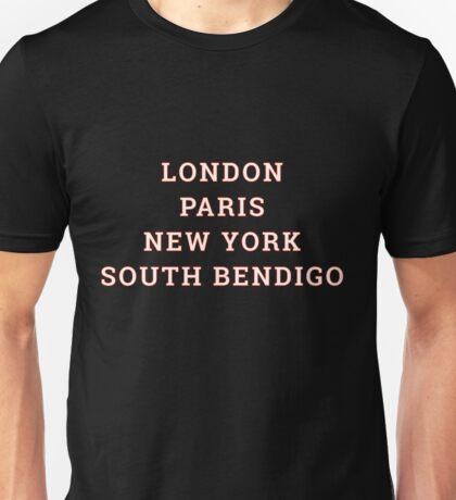 Big City Clobber South Bendigo Unisex T-Shirt