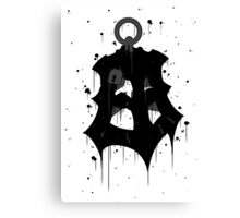 Thresh Lantern Ink Canvas Print