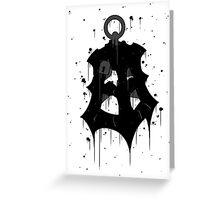 Thresh Lantern Ink Greeting Card