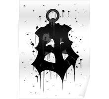 Thresh Lantern Ink Poster