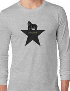 harambe - hamilton musical Long Sleeve T-Shirt