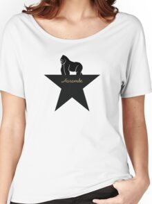 harambe - hamilton musical Women's Relaxed Fit T-Shirt