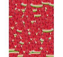 Water, Watermelon Photographic Print