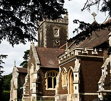 St. Mary Magdalene Church, Sandringham by Country  Pursuits