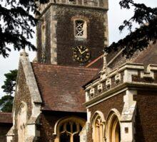 St. Mary Magdalene Church, Sandringham Sticker
