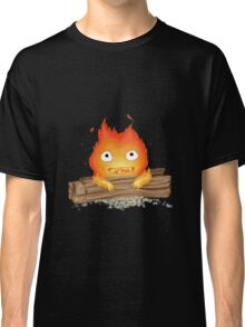 Comfy Calcifer Classic T-Shirt