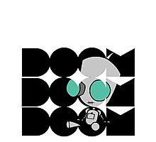 Doom doom doom - Gir Photographic Print
