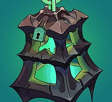 Thresh Lantern by crabro