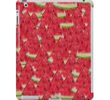 Water, Watermelon iPad Case/Skin