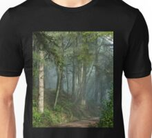 Cowell trail in the fog Unisex T-Shirt