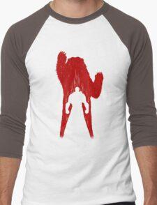 UdyrBlood Men's Baseball ¾ T-Shirt