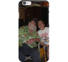 worm  & di by the beer fridge        iPhone Case/Skin