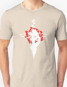 Twisted Fate Rose Black T-Shirt