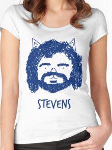 Cat Stevens Women's Fitted Scoop T-Shirt