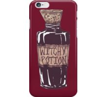 Witchy Potion iPhone Case/Skin