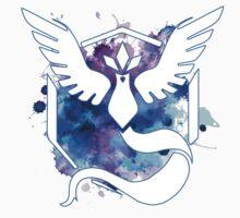 Mystic Pokemon GO Watercolour Kids Tee