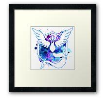 Mystic Pokemon GO Watercolour Framed Print