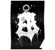 Thresh Lantern Ink Black Poster