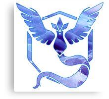 Mystic Pokemon GO  Canvas Print