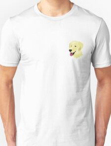 Buddy the Dog - Golden Retriever Unisex T-Shirt