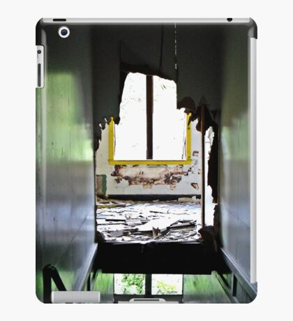 Paths Of Resistance iPad Case/Skin
