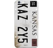 Impala Plate iPhone Case/Skin