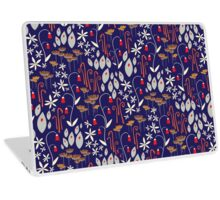 Bells and Blues Laptop Skin