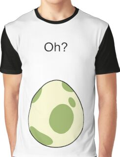 Pokemon GO Egg Oh? Graphic T-Shirt