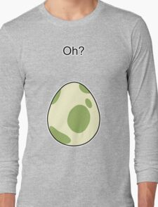 Pokemon GO Egg Oh? Long Sleeve T-Shirt