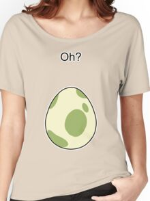 Pokemon GO Egg Oh? Women's Relaxed Fit T-Shirt