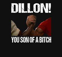 Schwarzenegger Dillon Predator Arm Wrestle  Unisex T-Shirt