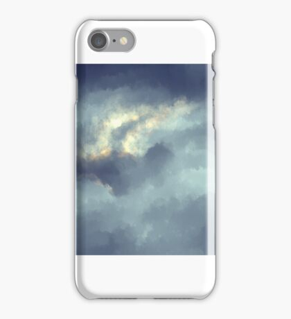 stormy iPhone Case/Skin