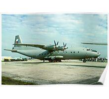 "Antonov An-12 ""Cub"" 2105 Poster"